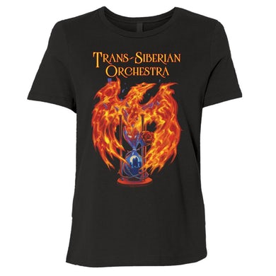 Trans-Siberian Orchestra Women's Phoenix Tee