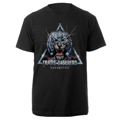 Trans-Siberian Orchestra TSO Tiger T-shirt