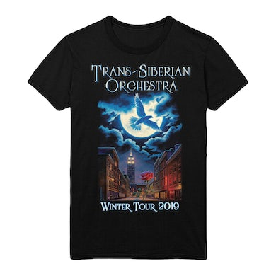TSO Moonflight Tour Tee
