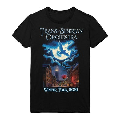 Trans-Siberian Orchestra TSO Moonflight Tour Tee