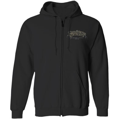 Trans-Siberian Orchestra TSO Winter Tour 2019 Guardian Zip Hoodie