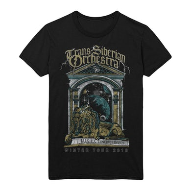 Trans-Siberian Orchestra TSO Winter Tour 2019 Guardian Tee