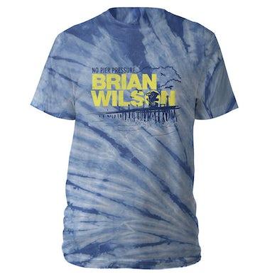 Brian Wilson Tie Dye Shirt