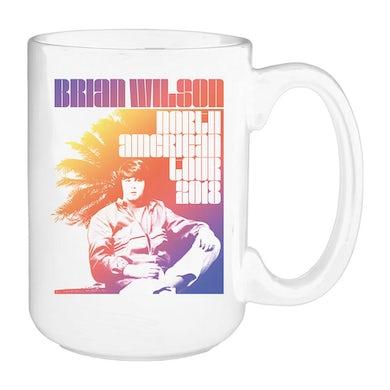 Brian Wilson 2018 Tour Coffee Mug