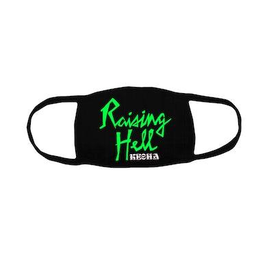 Ke$ha Raising Hell Face Mask
