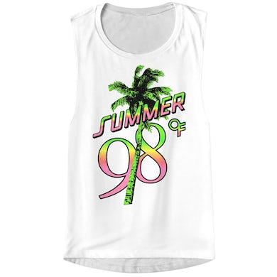 98 Degrees Summer of 98 Tank Top