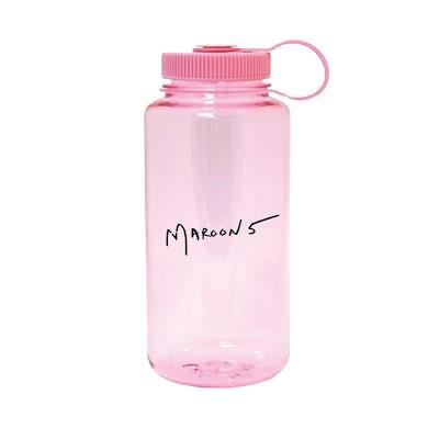 Maroon 5 Pretty Pink Nalgene