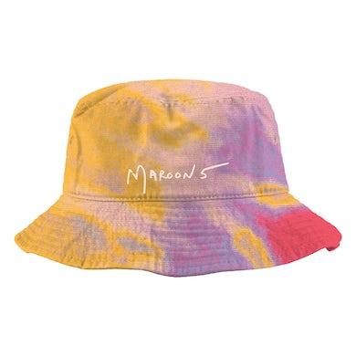 Maroon 5 Tie Dye Bucket Hat