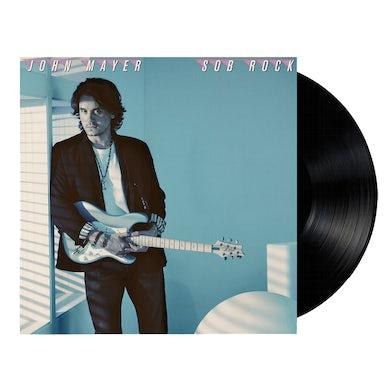 John Mayer Sob Rock Black Vinyl