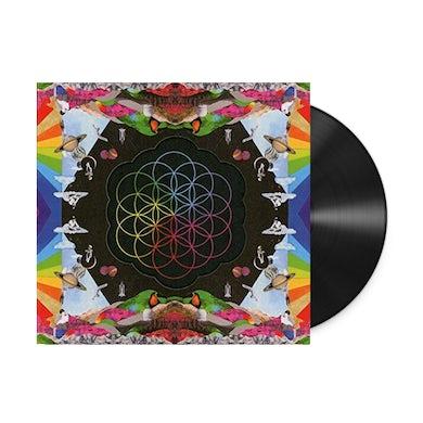 Coldplay A HEAD FULL OF DREAMS - VINYL