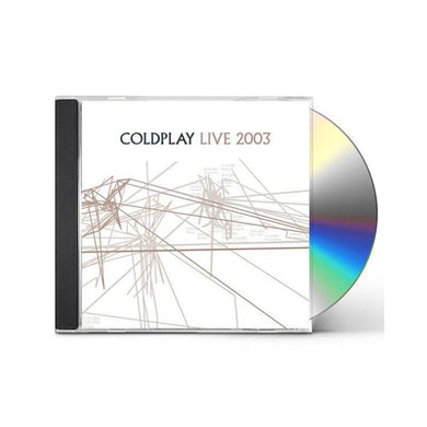 Coldplay LIVE 2003 - DVD