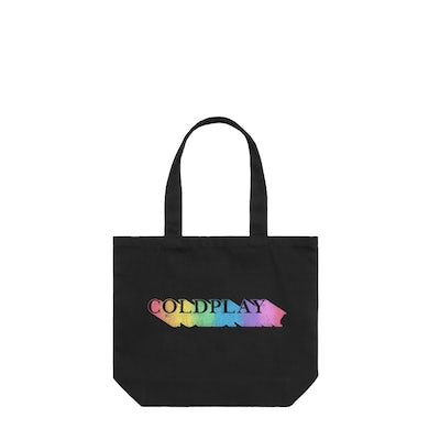 Coldplay SPECTRUM LARGE TOTE