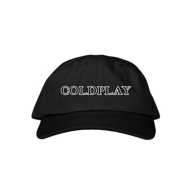 COLDPLAY LOGO HAT
