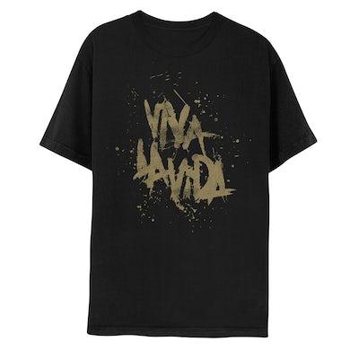 Coldplay VIVA LA VIDA - TEE