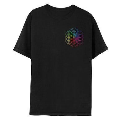 Coldplay A HEAD FULL OF DREAMS - TEE