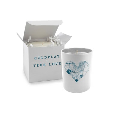 Coldplay TRUE LOVE - CANDLE