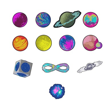 Coldplay MUSIC OF THE SPHERES - PATCH