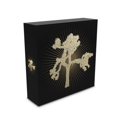 U2 The Joshua Tree 4CD Super Deluxe Box Set