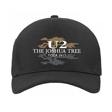U2 The Joshua Tree Tour Logo Cap