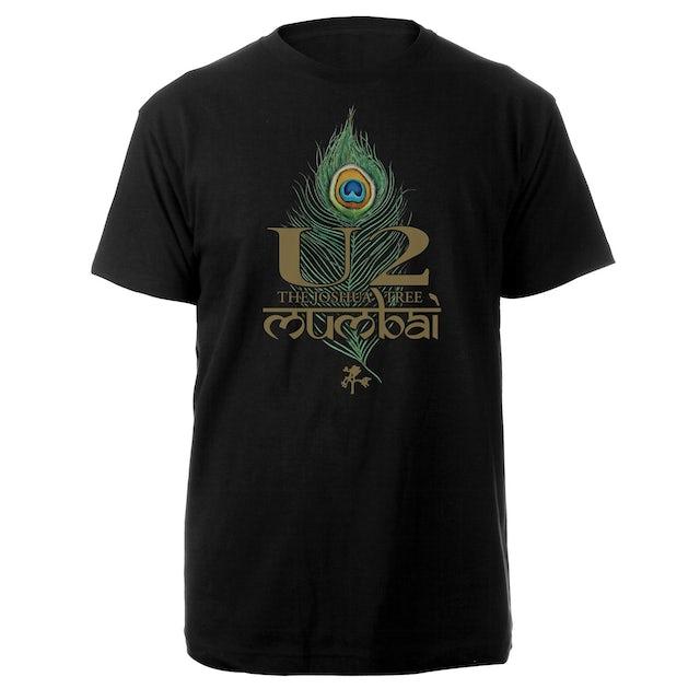 U2 The Joshua Tree Tour 2019 Mumbai Event T-Shirt