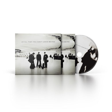 U2 All That You Can't Leave Behind (20th Anniversary) 1CD