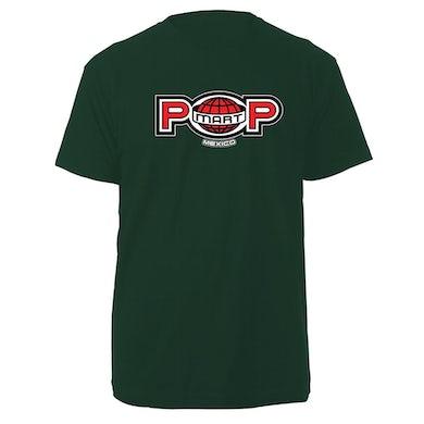 U2 Pop Logo Green Tee