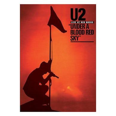 U2 Red Rocks Limited Edition Screenprint