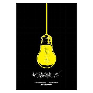 U2 IE Limited Edition Screenprint