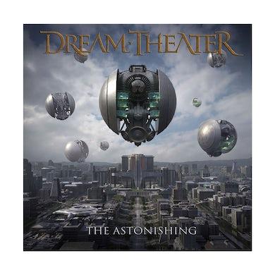 Dream Theater The Astonishing Book