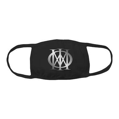 Dream Theater Silver Logo Face Mask