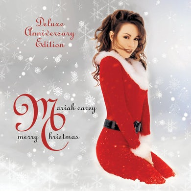 Mariah Carey Merry Christmas (Deluxe Anniversary Edition) 2CD