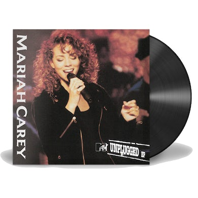 Mariah Carey MTV Unplugged Vinyl