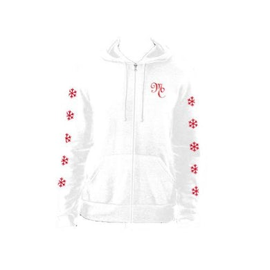 Mariah Carey All I Want for Christmas Zip Hoodie