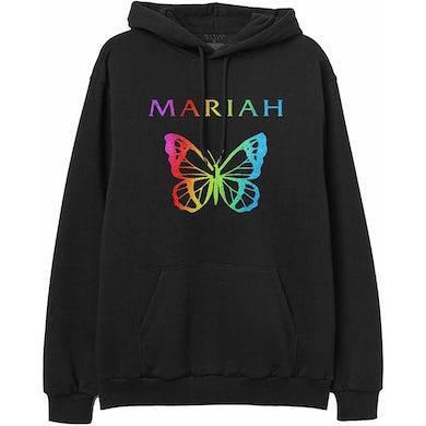 Mariah Carey Butterfly Pullover Hoodie