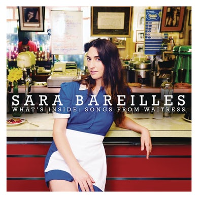 Sara Bareilles What's Inside: Songs from Waitress CD Deluxe