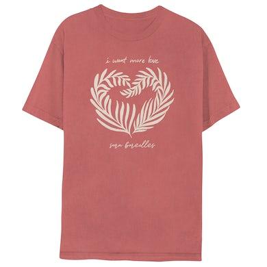 Sara Bareilles I Want More Love T-Shirt