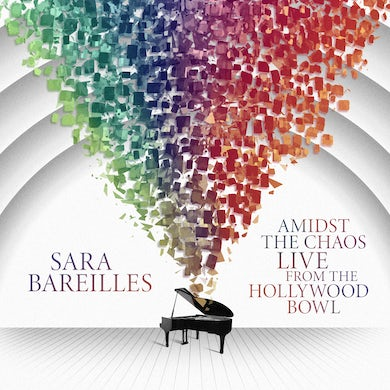 Sara Bareilles Amidst the Chaos: Live from the Hollywood Bowl 2 Disc CD Set