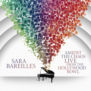 Sara Bareilles Amidst the Chaos: Live from the Hollywood Bowl Limited Edition 3 LP Set (Vinyl)