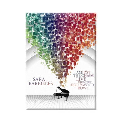 Sara Bareilles Amidst The Chaos: Live From The Hollywood Bowl Magnet