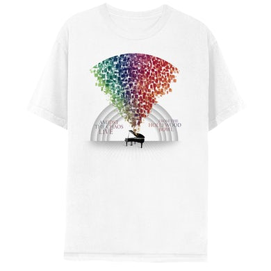 Sara Bareilles Amidst The Chaos: Live From The Hollywood Bowl T-Shirt