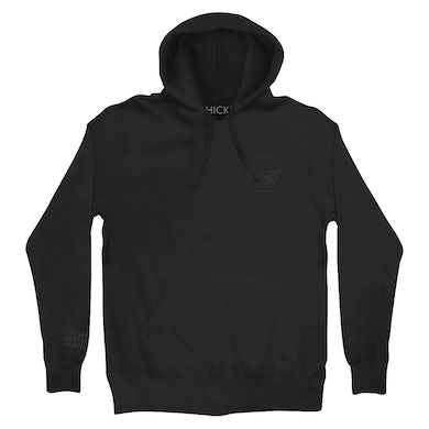 Robin Thicke On Earth, and in Heaven Black Hoodie
