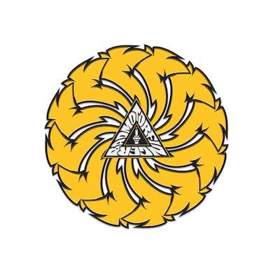 Soundgarden Badmotorfinger Enamel Pin
