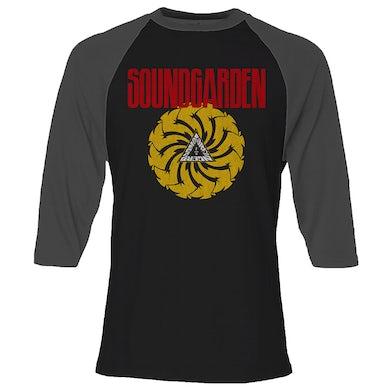 Soundgarden Badmotor 3/4 Sleeve Raglan