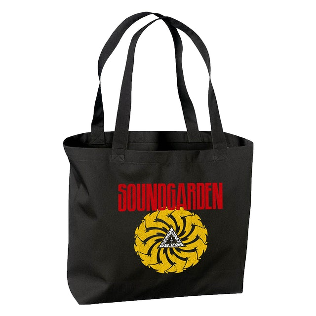 Soundgarden Badmotorfinger Tote Bag