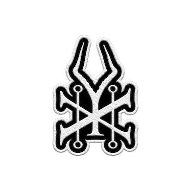 Soundgarden King Animal Logo Patch