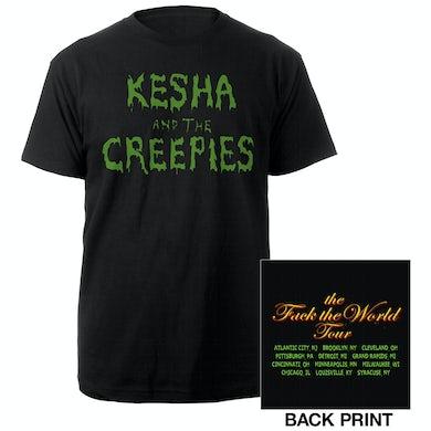 Ke$ha and the Creepies Tour Tee