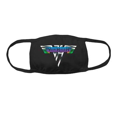 Van Halen 1978 Logo Face Mask