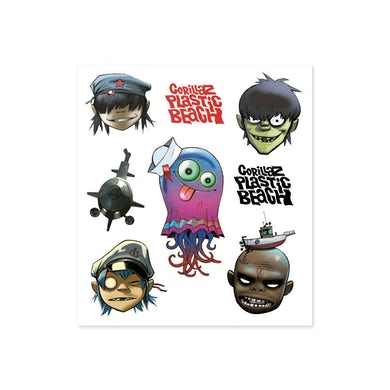 23 Top Gorillaz shirts, posters, hoodies and Gorillaz merch