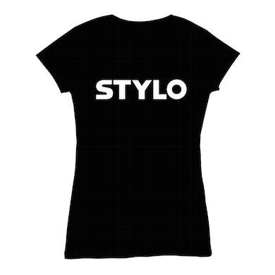 Gorillaz Stylo Black Babydoll