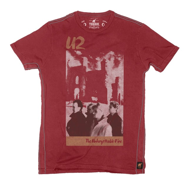 U2 The Unforgettable Fire '84 T-Shirt
